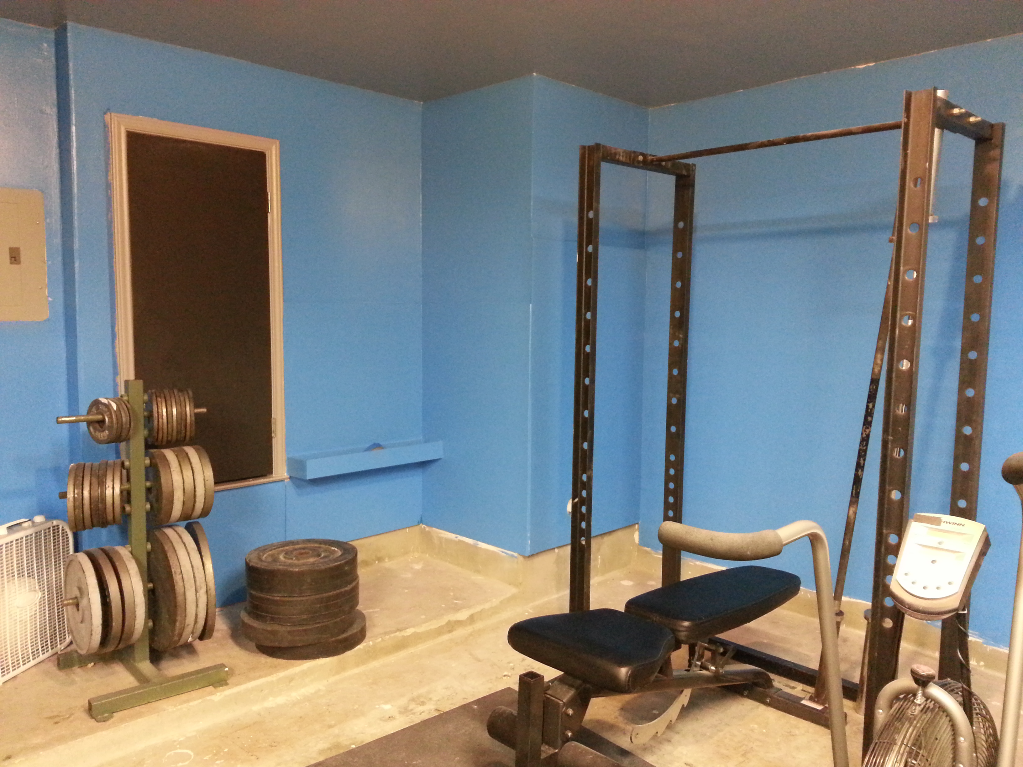 My st powerlifting meet home gym bhc boot camp updates