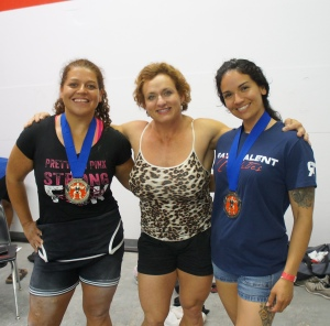2014 Jill Mills Alamo Classic Powerlifting Meet 3