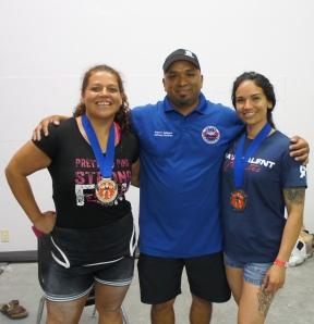 2014 Jill Mills Alamo Classic Powerlifting Meet 2