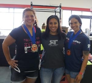 2014 Jill Mills Alamo Classic Powerlifting Meet 1