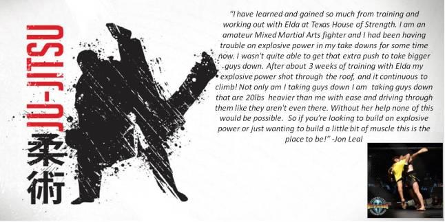 Jon Lean testimonial